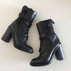 Tory Burch Black Broome Bootie / Boots
